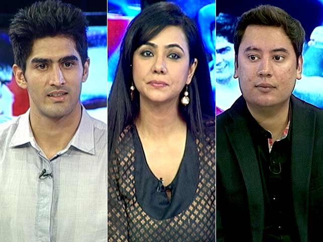 Videos : हम लोग : विजेंदर सिंह के प्रोफेशनल बॉक्सर बनने का क्या है कारण?