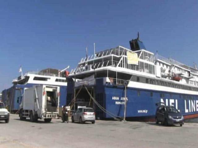 Video : NDTV Ground Report: Businesses in Greece Hit Hard, Thousands of Sailors Out of Jobs