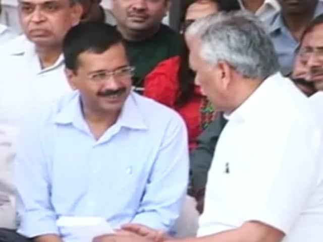 Videos : दिल्ली को पूर्ण राज्य के लिए जनमत संग्रह कराने की तैयारी में केजरीवाल सरकार