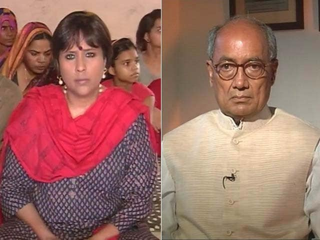 Video : Jail Me if I Am Involved in Vyapam, But Have a CBI Probe: Digvijaya Singh to NDTV