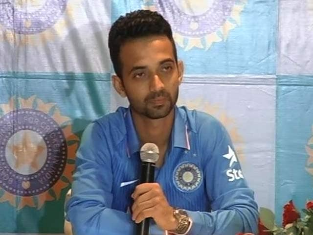 I Have My Own Style Of Captaincy, Says Ajinkya Rahane