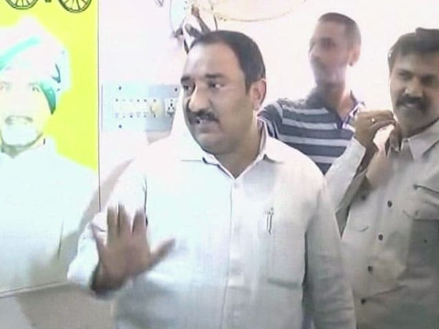 Video : Second TDP Lawmaker Arrested in Cash-For-Votes Scam