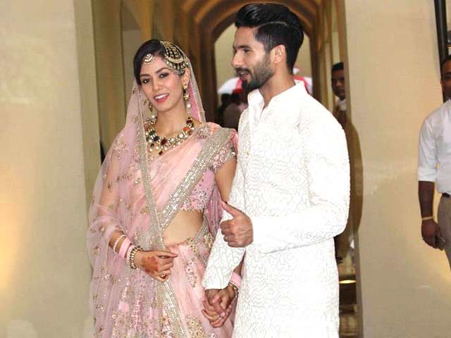 Video : World, Meet the New Mrs Shahid Kapoor