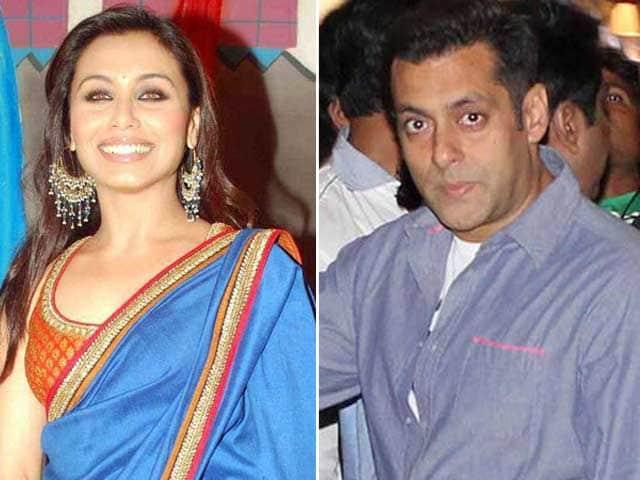 Video : Rani Mukerji in Salman Khan's <i>Sultan</i>?
