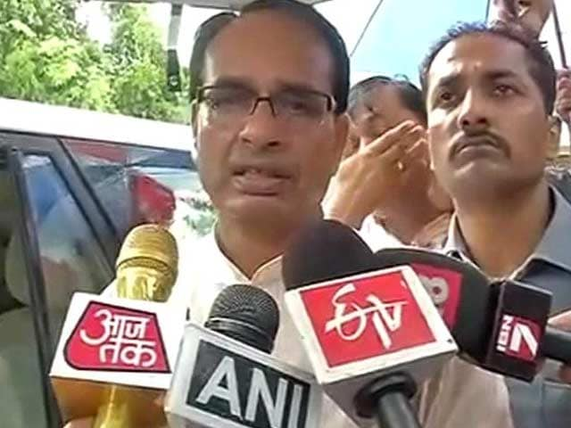 Video : 'My Mission to Get to Bottom of Journalist's Death,' Says Chief Minister Shivraj Chouhan