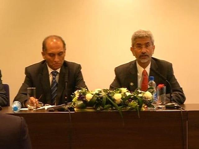 Video : India, Pak Foreign Secretaries on PM Modi-Nawaz Sharif Talks