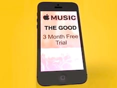 Grooving to The Beat With Apple Music