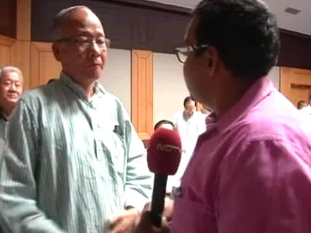 Video : Manipur Government's Climbdown After Protests in Imphal