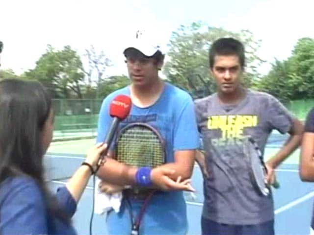 Video : Leander Paes, Sumit Nagal's Wimbledon Feat Inspires Indian Fans