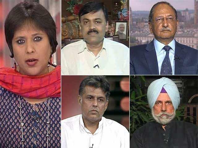 Video : PM Modi's Pakistan Gamble Crash Lands Before Take Off?