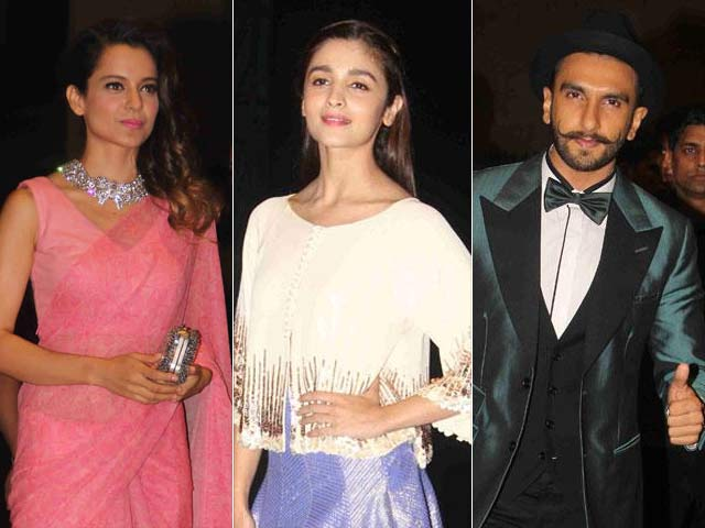 Video : Bollywood's Fashion-<i>Nama</i> at Shahid-Mira Reception