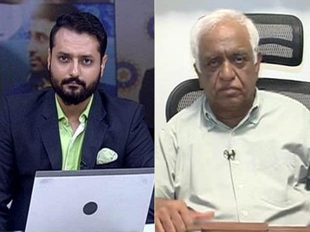 Video : Lodha Panel Order on IPL Betting Scandal Not a Deterrent, Will Only Help Cricket, says Mukul Mudgal