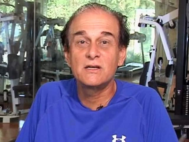 Video : Harsh Mariwala Takes Up #MyFit100Days Fitness Challenge
