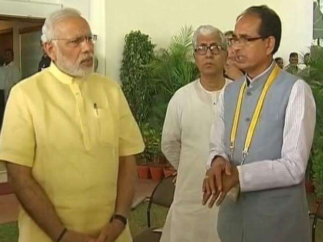 Videos : पीएम निवास पर जुटे मुख्यमंत्री, गवर्निंग काउंसिल की दूसरी बैठक आयोजित