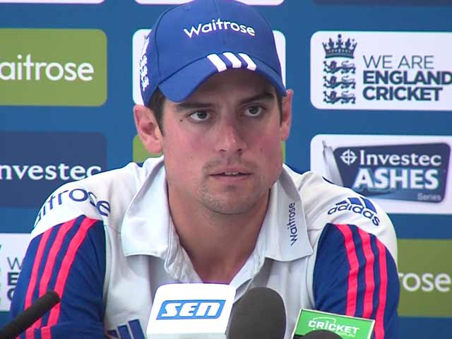 Video : Australia are Still the Favourites to Retain the Ashes: Alastair Cook