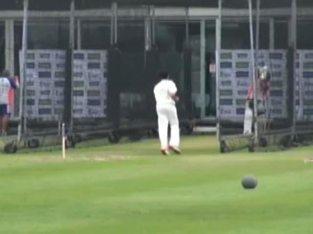 Video : Sachin Tendulkar's Son Arjun is England's Secret Weapon for the Ashes