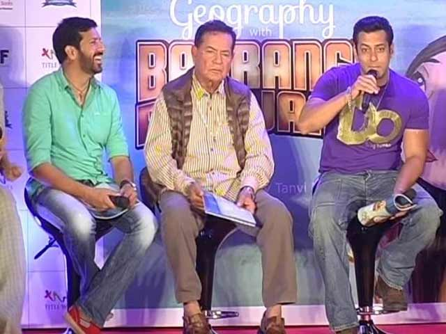 Gajendra Chauhan Should Listen to Students: Salman