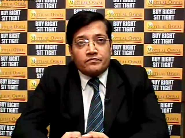 Video : Stay Bullish on Eicher Motors: Motilal Oswal AMC