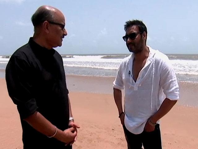 Video : एक अच्छी स्क्रिप्ट्स के लिए दोबारा नहीं सोचना पड़ता : अजय देवगन