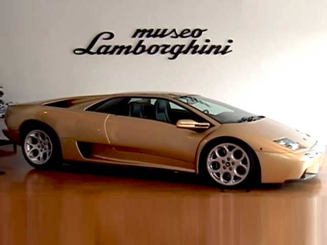 Lamborghini On Eco Overdrive