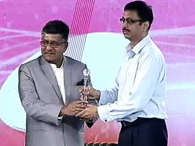 Video : Winner of Smart E-Governance Initiative Award: Employees Provident Fund Organisation
