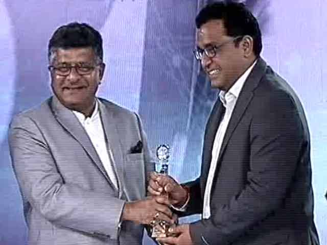 Video : Winner of Disruptive Digital Innovator Award: One97 Communications Ltd.