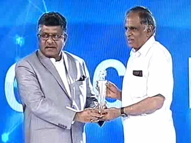 Video : Winner of Cisco Digital Pioneer Award: Prof S. Sadagopan, Director, IIIT Bangalore