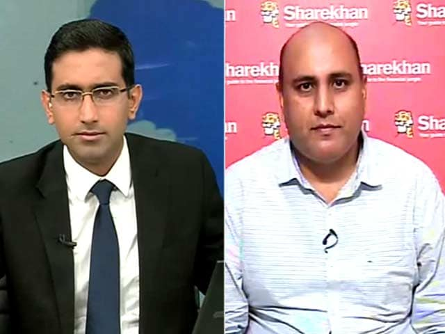 Video : Infosys Margins Likely to be Volatile Going Ahead: Sharekhan