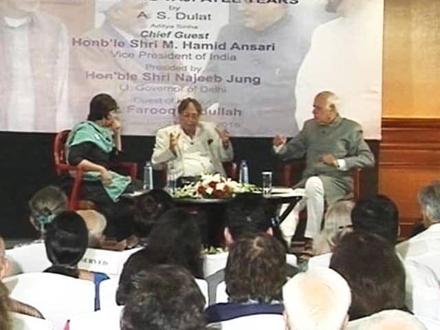 Video : Advani Wasn't in Favour of Terrorists' Swap: Farooq Abdullah Reveals Inside Story of IC-814 Crisis