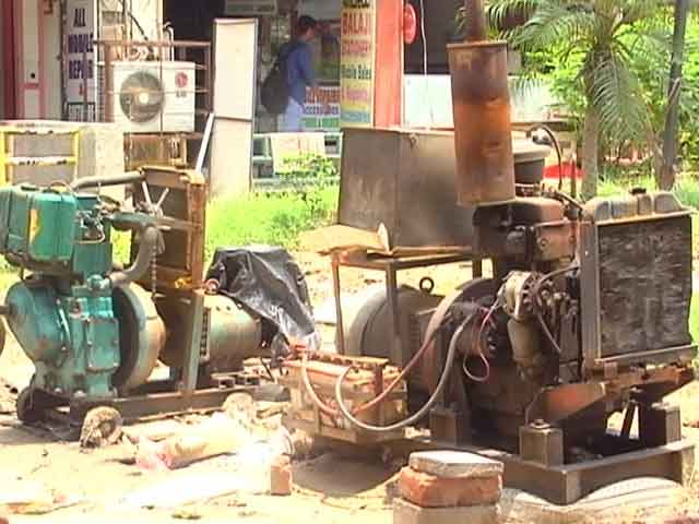 Video : Despite Green Tribunal Efforts, Illegal Generators Thrive in Delhi's Grey Market