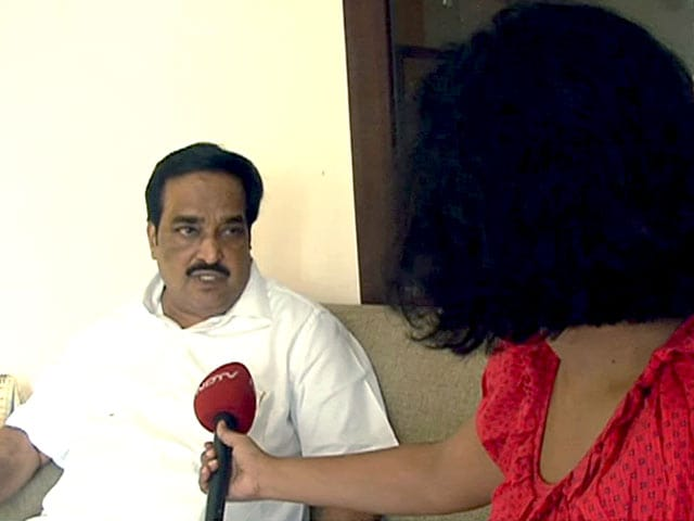 Video : Meet PM Modi's Back-up in Varanasi - Lawmaker CR Patil