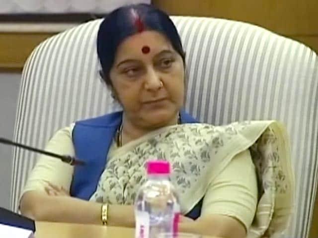 Videos : कोयला घोटाले के आरोपी के लिए कांग्रेस नेता ने मांगा राजनयिक पासपोर्ट : सुषमा