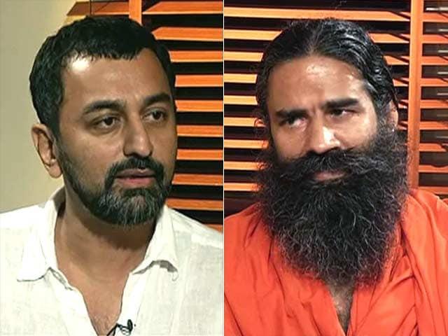 Videos : मैं साइंटिफ़िक बाबा हूं, किसी का ठेकेदार नहीं, NDTV से बोले बाबा रामदेव