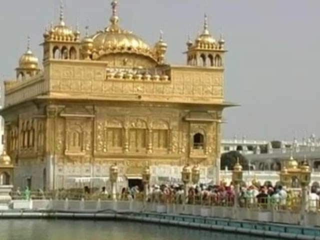 Video : Amritsar's Golden Temple Threatened By Poisoned Air, Say Environmentalists
