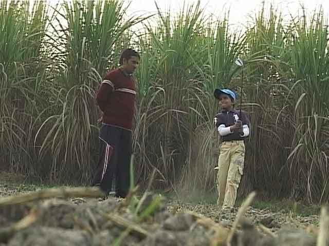 Video : इंडिया का लिटिल टाइगर : डबल गोल्फ चैंपियन शुभम जगलान