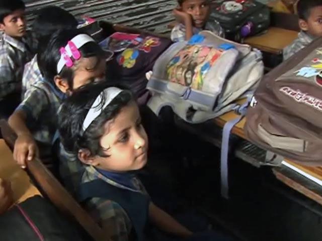 Video : रियलिटी चेक : महाराष्ट्र में छोटे बच्चों के कंधों पर स्कूल बैग का बोझ