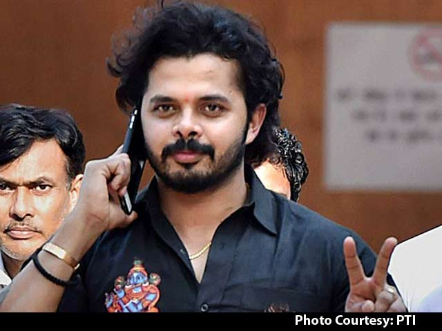 Video : IPL Spot-Fixing: All Charges Against Sreesanth and Others Dropped