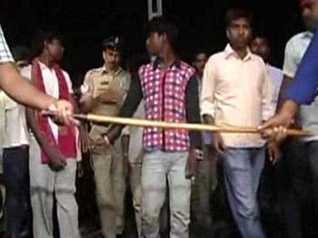 Video : Hyderabad Police Rescues 75 Minors From Traffickers