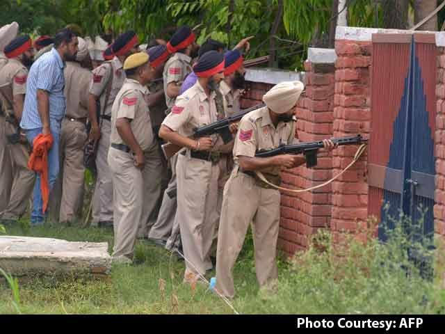 Video : Terror Hits Gurdaspur, Home Minister Blames Pak