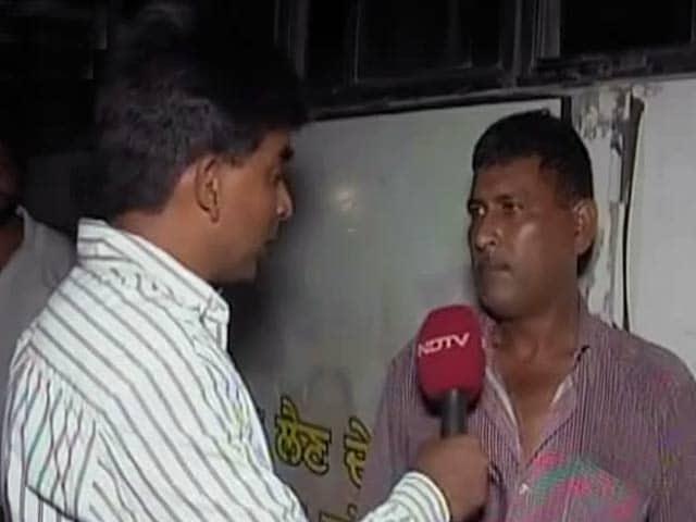 Video : गुरदासपुर हमला : अपनी जान पर खेल कर इस बस ड्राइवर ने बचाई मुसाफिरों की जान