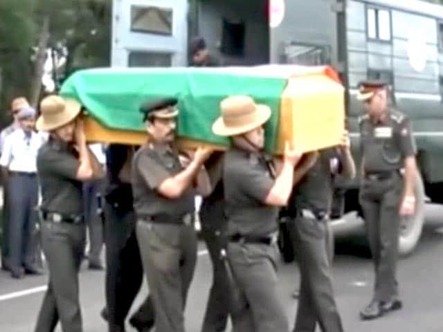Video : पूर्व राष्ट्रपति अब्दुल कलाम का निधन, देशभर में शोक की लहर