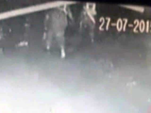 Video : Video Shows Gurdaspur Terrorists With Guns Right Before Attack