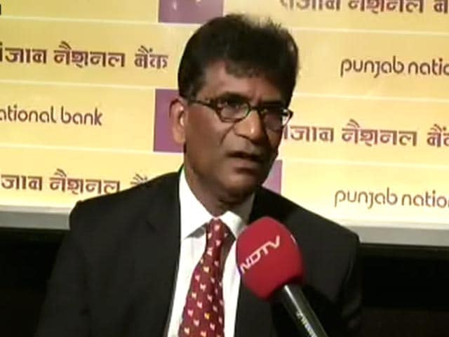 Video : Considering At Least 4-5 Accounts Under Strategic Debt Restructuring in FY16: PNB