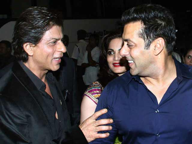 Video : SRK and Salman in a YRF Film?