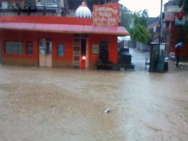Video : राजस्थान में भारी बारिश से कई इलाकों में बाढ़ जैसे हालात