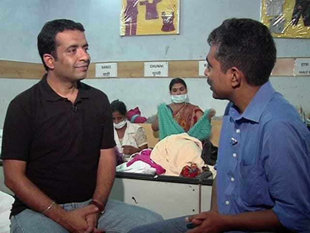 Videos : मैग्सेसे पुरस्कार विजेता अंशु गुप्ता से खास बातचीत