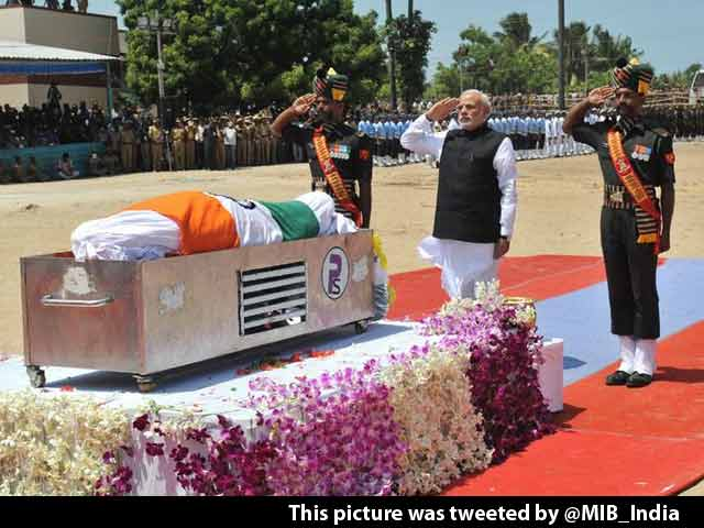Video : A Billion Salutes for the People's President, APJ Abdul Kalam