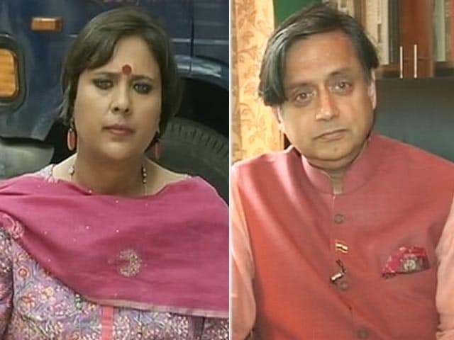Video : 'Hanging Terrorists Reduces Us To Their Level': Tharoor Debates 1993 Blasts Victim
