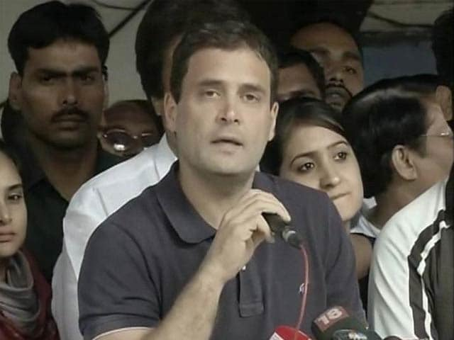 Video : If We're Talking About Mediocre... BJP Comeback to Rahul Gandhi