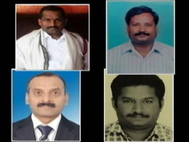 Video : 2 of 4 Indian Teachers Released by Islamic State